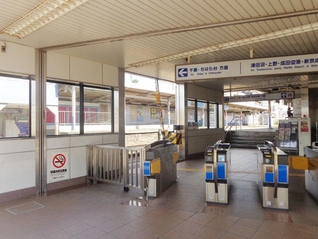京成稲毛駅のエリア情報7