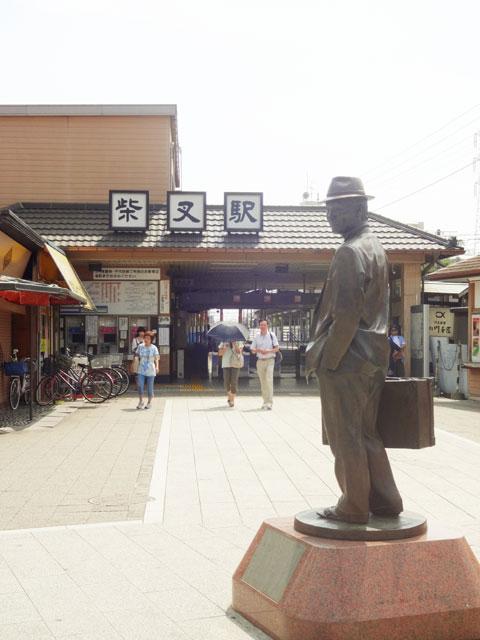 柴又駅のエリア情報1