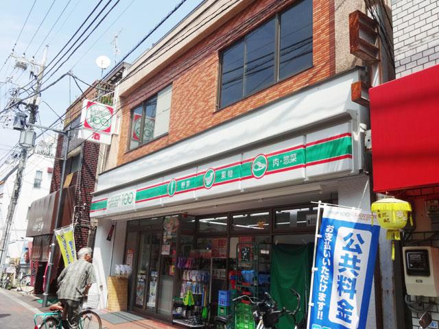 柴又駅のエリア情報2