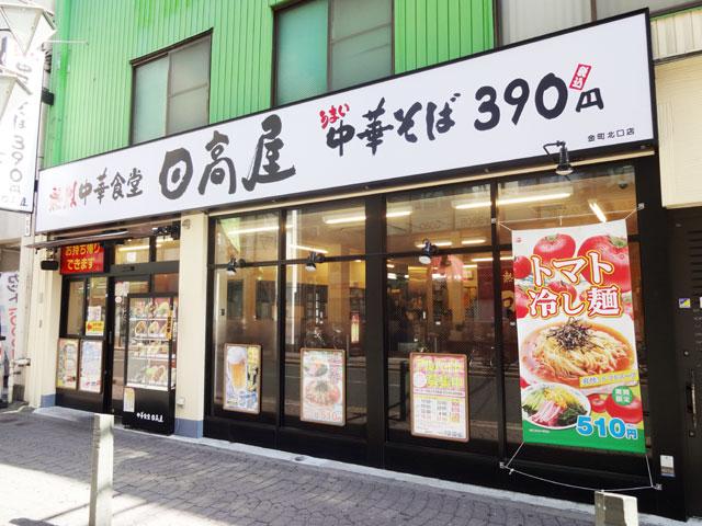 京成金町駅のエリア情報12