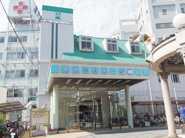 京成津田沼駅のエリア情報2