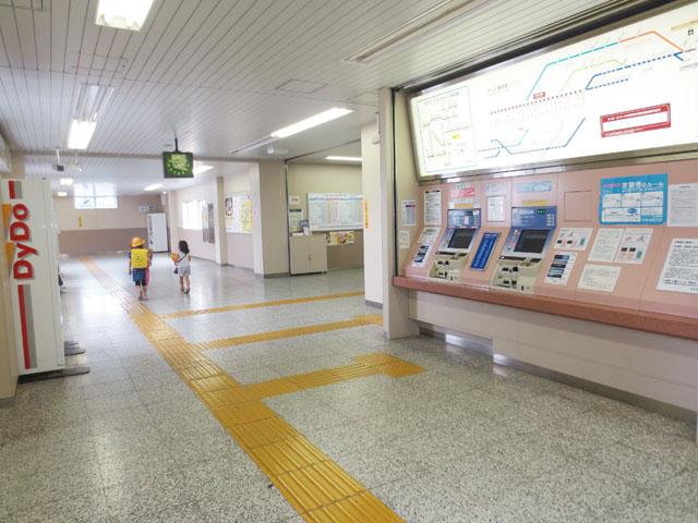 くぬぎ山駅のエリア情報5