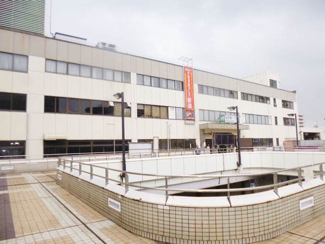 松戸駅のエリア情報1