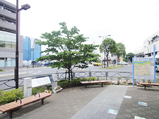 新柴又駅のエリア情報2