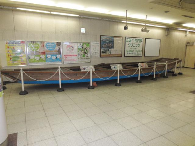 矢切駅のエリア情報2
