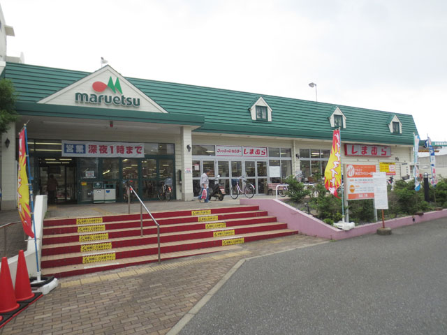 矢切駅のエリア情報5