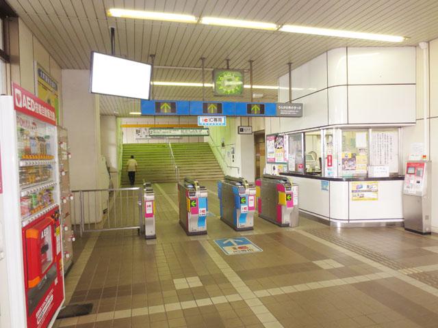 大町駅のエリア情報4