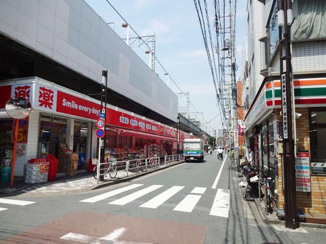 東向島駅のエリア情報5
