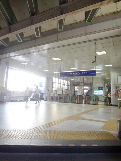梅島駅のエリア情報1