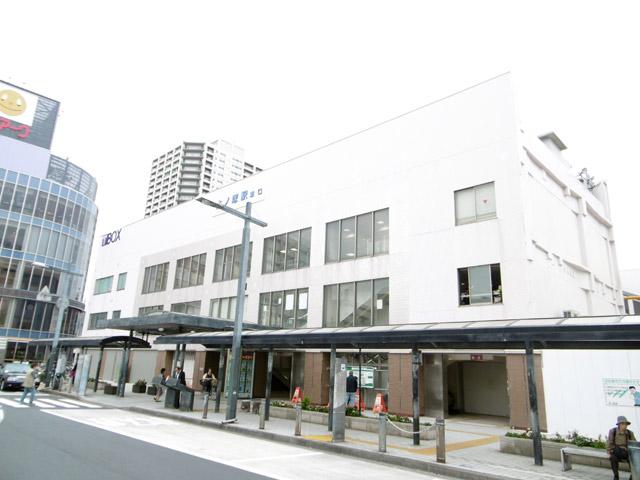竹ノ塚駅のエリア情報1