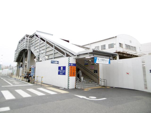 竹ノ塚駅のエリア情報2