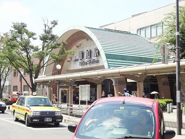草加駅のエリア情報1