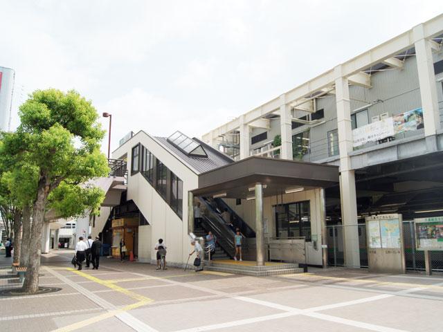 久喜駅のエリア情報1