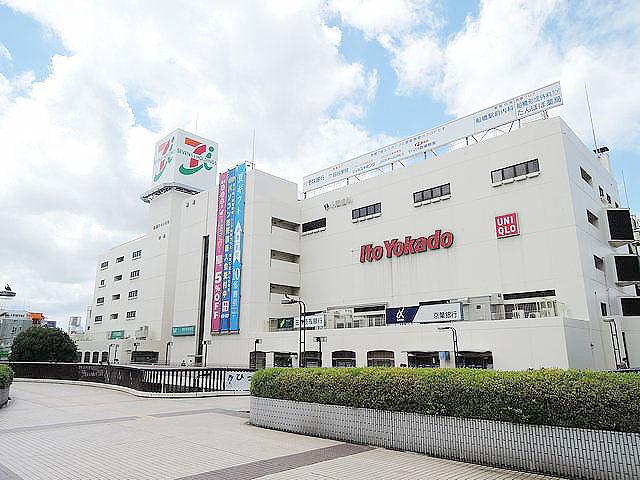 船橋駅のエリア情報3