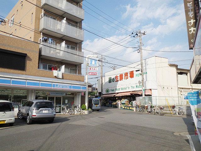 増尾駅のエリア情報2