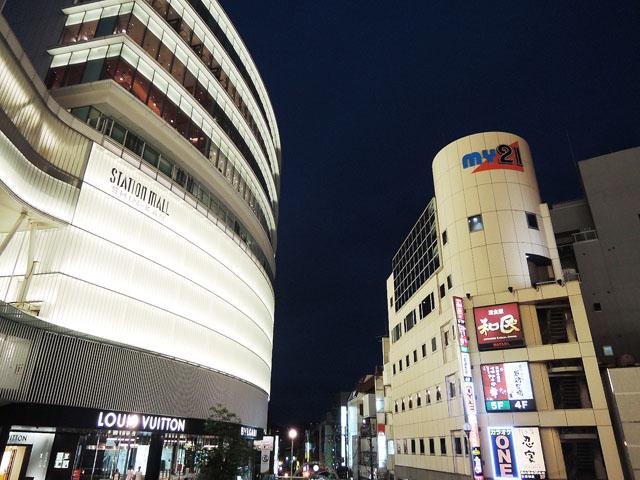 柏駅のエリア情報8
