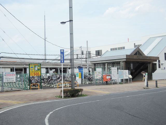 豊四季駅のエリア情報2
