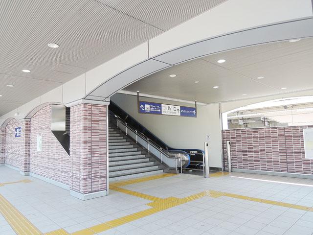 運河駅のエリア情報2