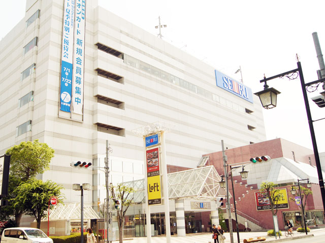 春日部駅のエリア情報3