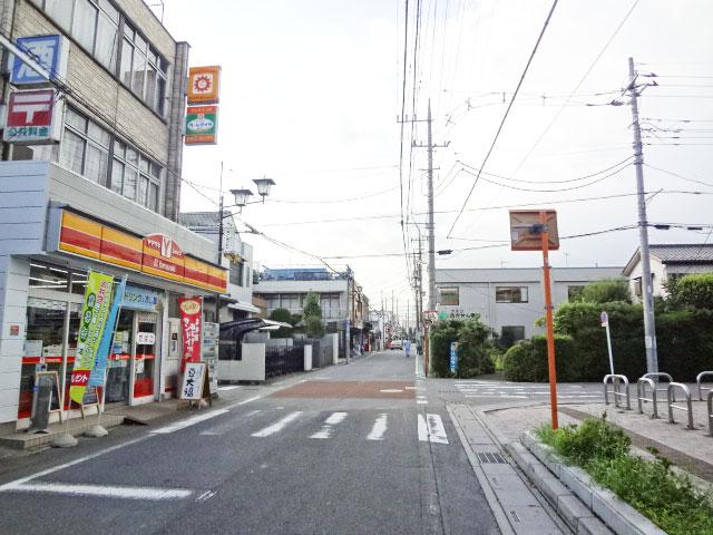 八木崎駅のエリア情報2