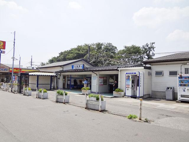 七里駅のエリア情報1