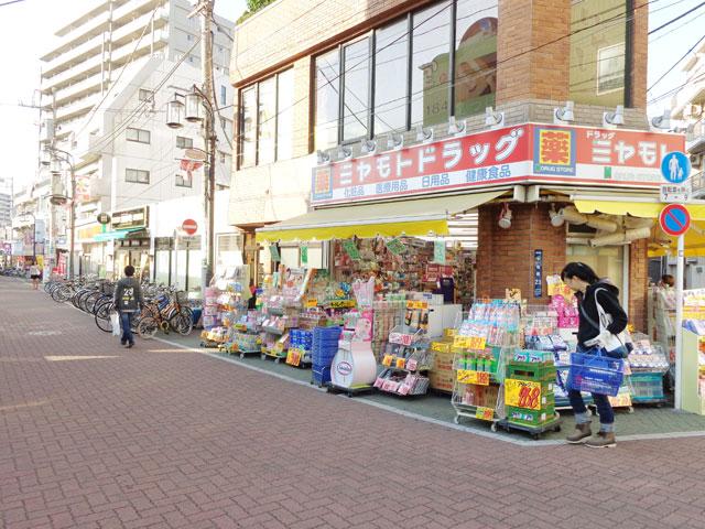 中板橋駅のエリア情報3