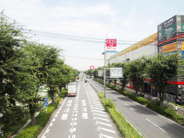 柳瀬川駅のエリア情報5