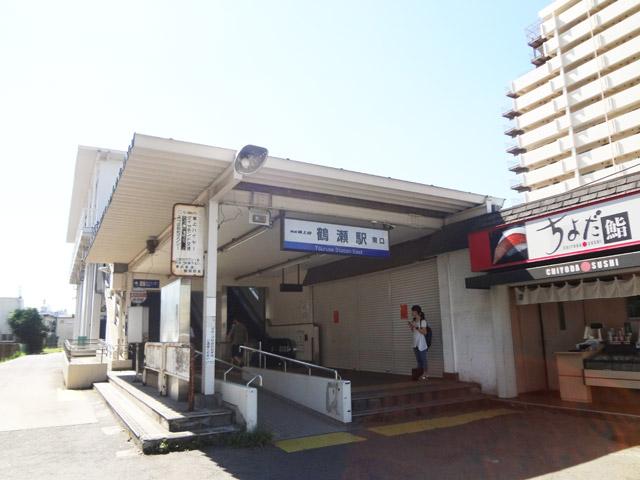 鶴瀬駅のエリア情報2