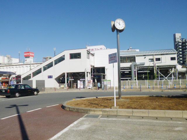 上福岡駅のエリア情報1