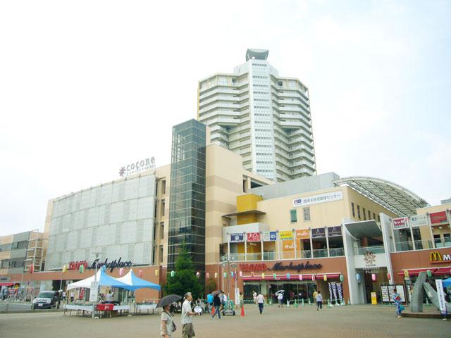 上福岡駅のエリア情報2