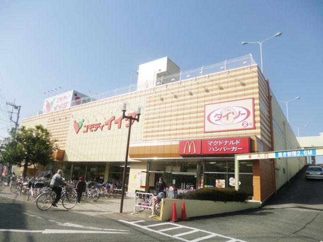 新河岸駅のエリア情報3