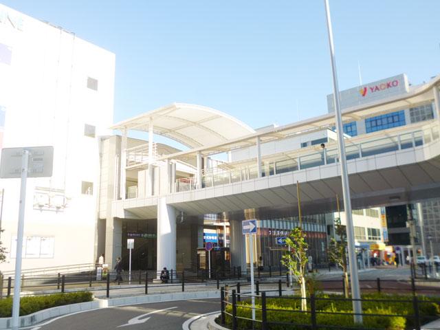 川越駅のエリア情報3