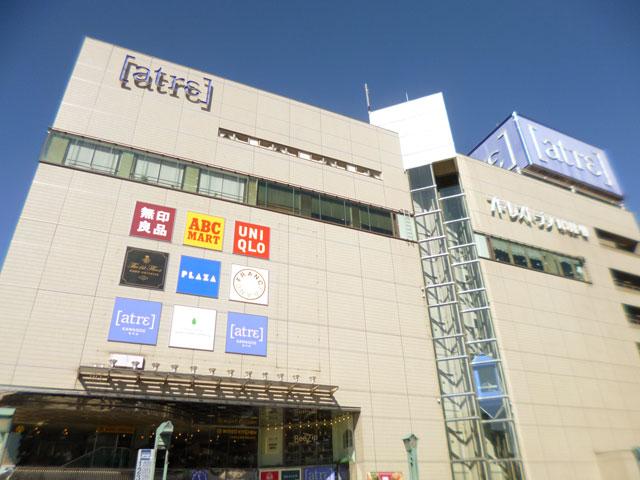 川越駅のエリア情報4