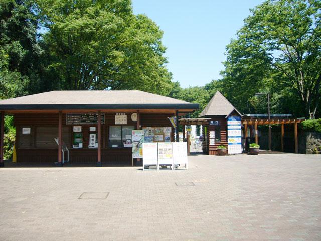 森林公園駅のエリア情報6