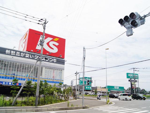 坂戸駅のエリア情報2