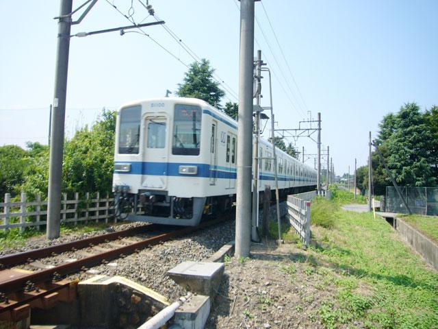 西大家駅のエリア情報2