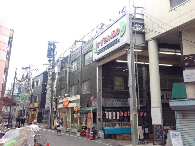 椎名町駅のエリア情報2
