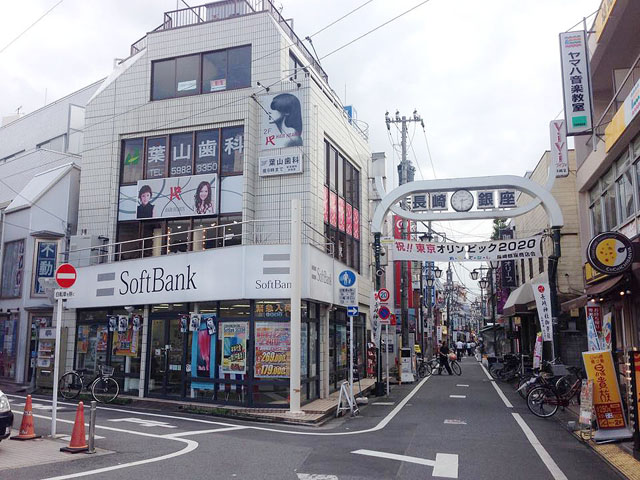 東長崎駅のエリア情報3
