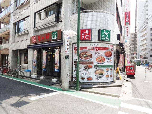 江古田駅のエリア情報5