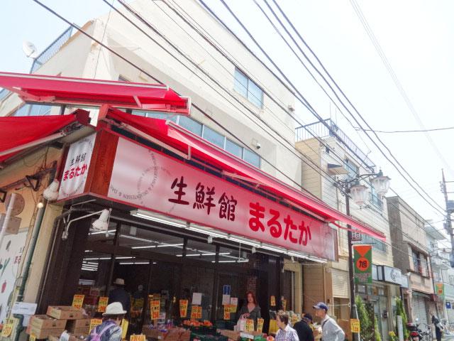 江古田駅のエリア情報9