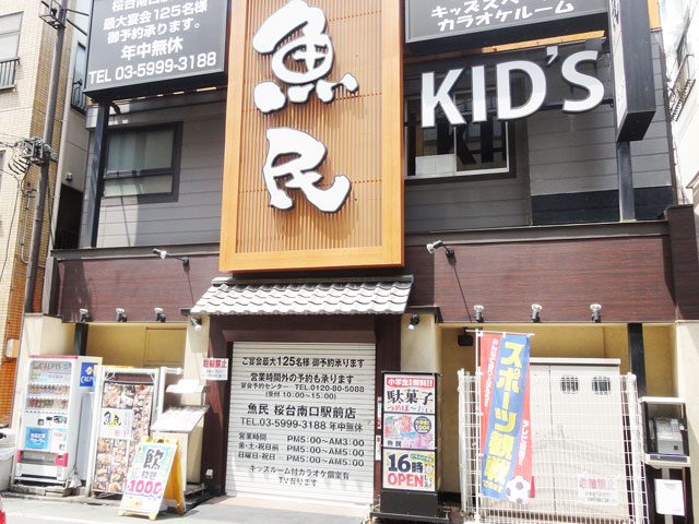 桜台駅のエリア情報9