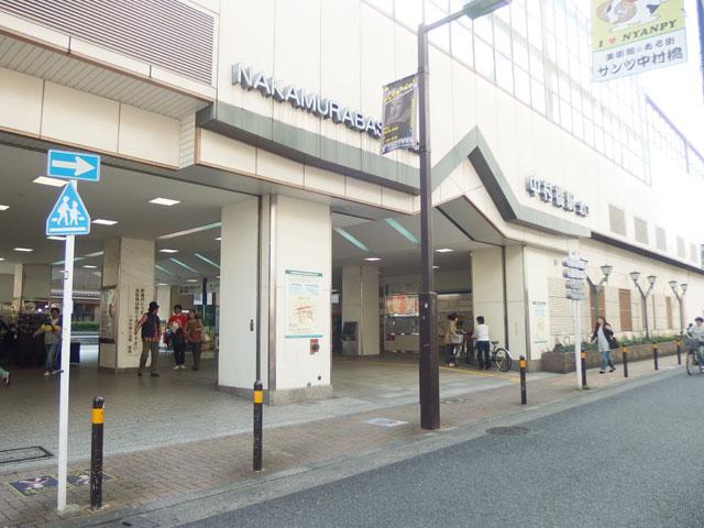 中村橋駅のエリア情報1