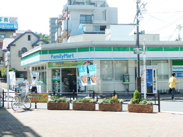富士見台駅のエリア情報6