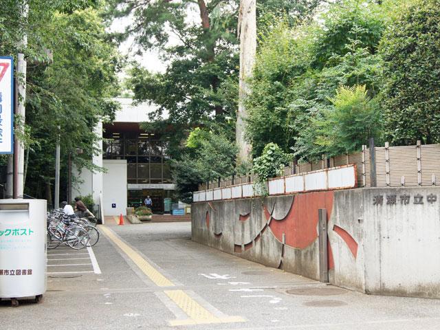 清瀬駅のエリア情報7