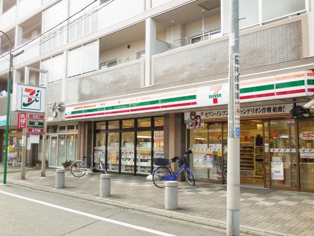 秋津駅のエリア情報4
