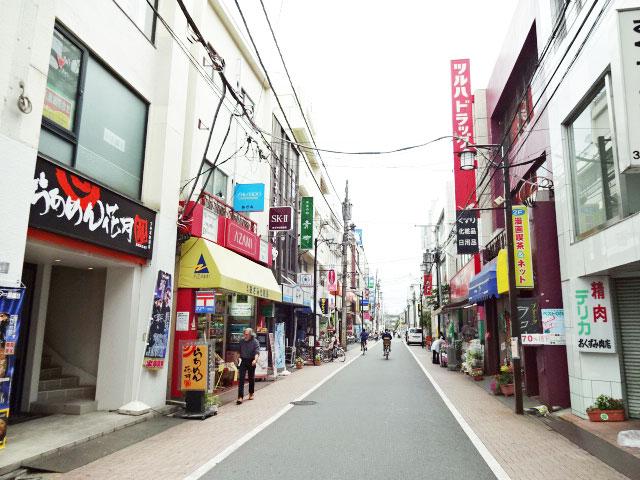 下井草駅のエリア情報4