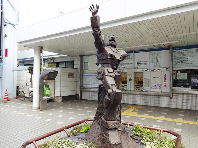 上井草駅のエリア情報3