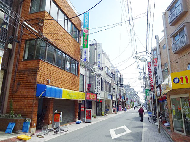 上井草駅のエリア情報6