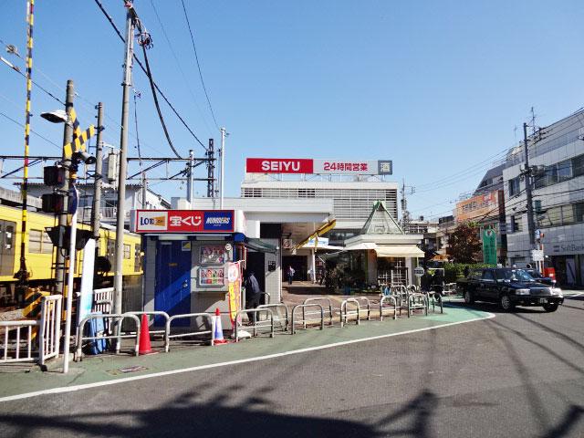 上石神井駅のエリア情報2