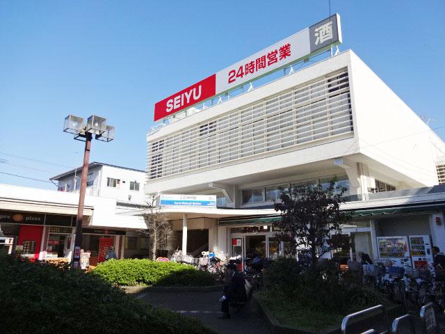 上石神井駅のエリア情報3